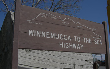 Winnemucca to the Sea Highway